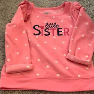 EUC Baby Girls' Swearshirt